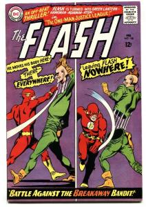 FLASH #158 Silver-Age comic book DC 1966 FN/VF