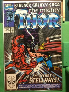 The Mighty Thor #421 The Black Galaxy Saga