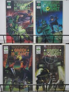 TALES OF THE GREEN HORNET( 1/92 N) 1-4