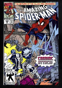 Amazing Spider-Man #359 1st Cameo Carnage!