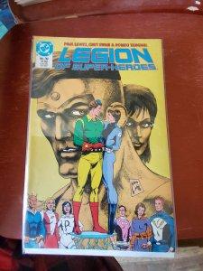 Legion of Super-Heroes #39 (1987)