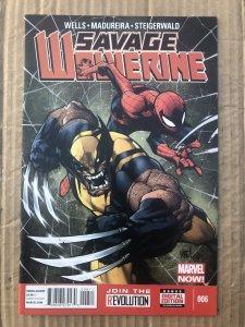 Savage Wolverine #6 (2013)