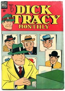 Dick Tracy Comics #15 1949- Golden Age- VG