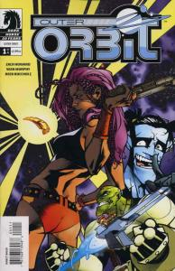 Outer Orbit #1 VF/NM; Dark Horse   save on shipping - details inside