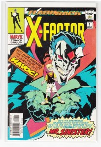 X-FACTOR MINUS ONE (1997 MARVEL) #1 VF/NM A07996
