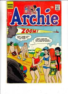 Archie #167 (Sep-66) FN Mid-Grade Archie