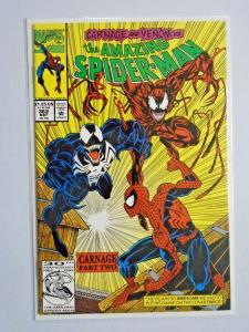 Amazing Spider-Man #362 A - First 1st Series - see pics - 8.0 - 1992