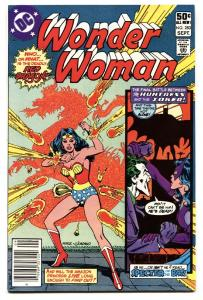 Wonder Woman #283 1981- Demon- Joker- Huntress DC Comics NM-