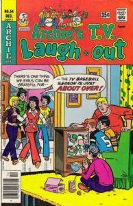 Archie's TV Laugh-Out #54, Fine+ (Stock photo)