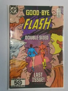 Flash #350 last issue 6.0 FN (1985 1st Series)