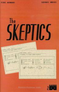 Skeptics, The #2 VF/NM; Black Mask Comics | save on shipping - details inside
