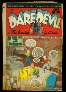 Daredevil Comics #49 Fair 1.0
