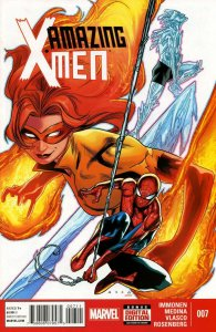 Amazing X-Men (2nd Series) #7 VF; Marvel | save on shipping - details inside