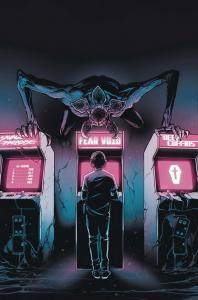 STRANGER THINGS SIX (2019 DARK HORSE) #3 VARIANT CVR B WIJNGAARD PRESALE-07/31