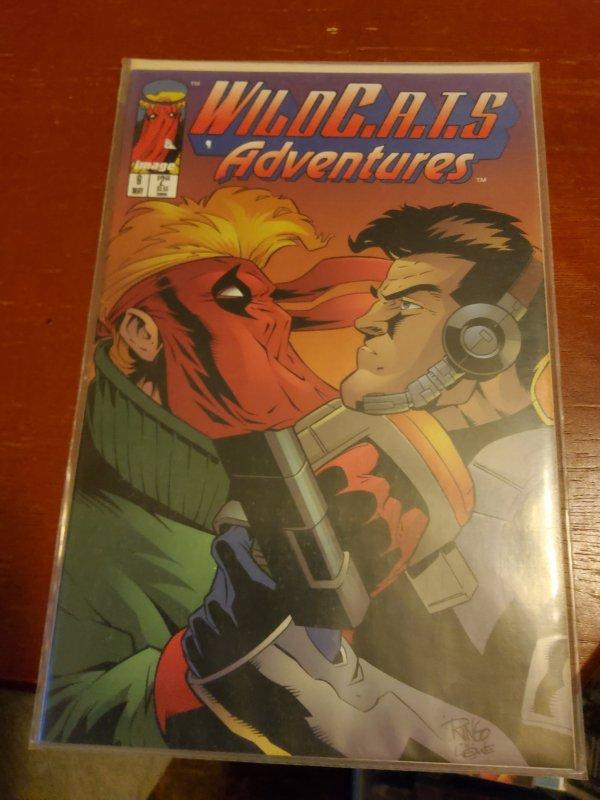 WildC.A.T.s Adventures #9 (1995)