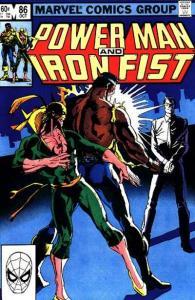 Power Man #86, VF+ (Stock photo)