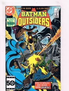 Batman And The Outsiders # 22 VF/NM DC Comic Book Metamorpho Justice League SW12