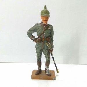 Soldado de Plomo: 2º TENIENTE DEL 1º DE GUARDIAS PRUSIANOS - Prussian Lieut...