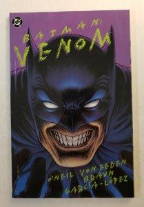 Batman Venom TPB Graphic Novel - 2nd Print DC 1993 - Near Mint NM!