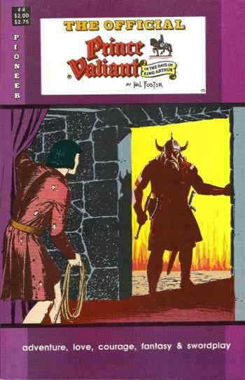 Official Prince Valiant, The #4 FN; Pioneer | save on shipping - details inside