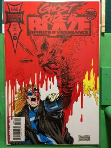Ghost Rider & Blaze Spirits of Vengeance #18