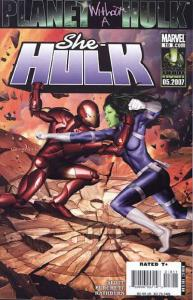 She-Hulk (2005 series) #18, NM (Stock photo)
