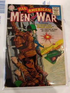 ​All American Men Of War # 20 ( 1955) VG+ F- GOLDEN AGE CLASSIC