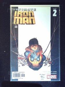 Ultimate Iron Man #2 (2005)