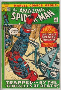 Amazing Spider-Man #107 (Apr-72) NM- High-Grade Spider-Man