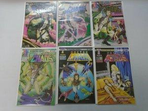 Doctor Chaos set #1-6 6.0 FN (1993)