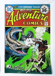 Adventure Comics (1938 series) #437, VF+ (Actual scan)