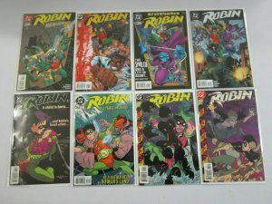 Robin comic lot 43 different from #51-122 8.0 VF (1998-2004)