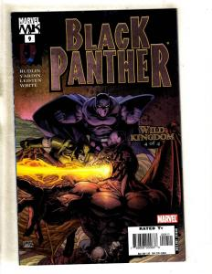 Lot Of 8 Black Panther Marvel Comic Books # 9 11 12 13 14 15 16 17 Avengers MF13
