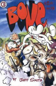 Bone #14 VF/NM; Cartoon Books | save on shipping - details inside
