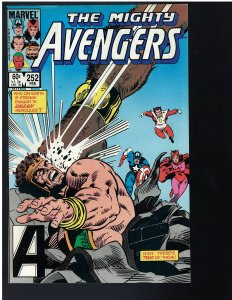 Avengers #252 (Marvel, 1985) NM