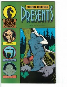 Dark Horse Presents #10 FN; Dark Horse | 1st appearance of the mask (masque)