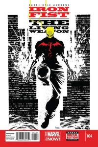 Iron Fist: The Living Weapon #4, NM (Stock photo)