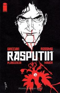 Rasputin #1A VF/NM; Image | save on shipping - details inside