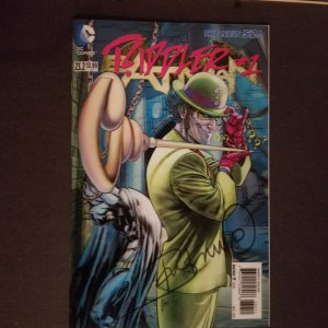 Batman #23.2 Riddler Lenticular Variant Cover