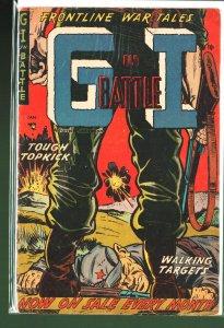 G-I in Battle #4 (1953)
