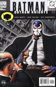 Batman: Gotham Knights #33, NM- (Stock photo)
