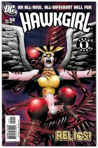 Hawkgirl #50 (DC, 2006) NM