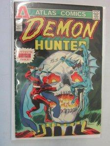 Demon Hunter #1 Rich Buckler Cover 4.0 VG (1975)