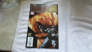 SEPT. 2007 MARVEL COMICS THUNDERB OLTS DEP. MEASURES # 1