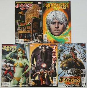 Jack of Fables: Kings of Earth & Sky #1-5 VF/NM complete story - Vertigo #41-45