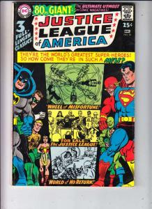 Justice League of America #58 (Dec-67) FN/VF Mid-High-Grade Justice League of...