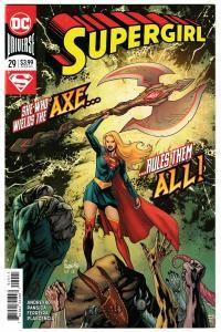 Supergirl #29 Main Cvr (DC, 2019) VF/NM