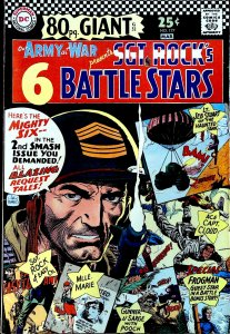 Our Army at War #177 (1967)