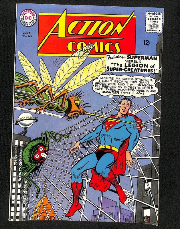 Action Comics #326