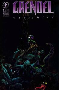 Grendel: War Child #6 VF/NM; Dark Horse | save on shipping - details inside